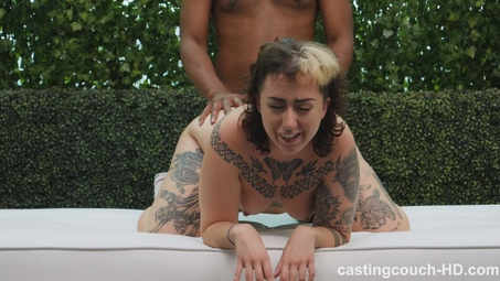 Picture 35 - Adrianna on Casting Couch HD