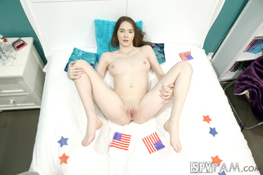 Picture 6 - Hazel Moore on Spy Fam in 4th Of July Seduction