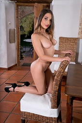 Picture 6 - Jimena Lago Perfect Tight Pussy Cums on In The Crack
