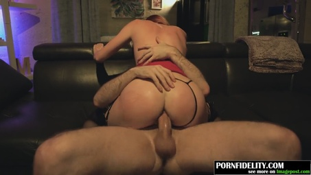 Picture 14 - Lacy Lennon on Porn Fidelity in Override