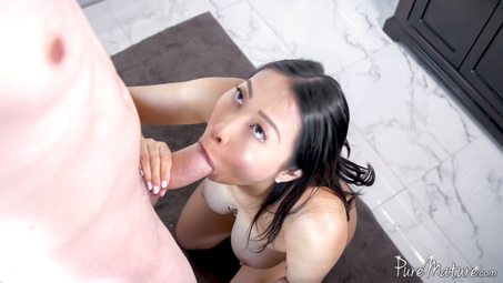 Picture 11 - My Asian Stepmom Sharon Lee Pure Mature