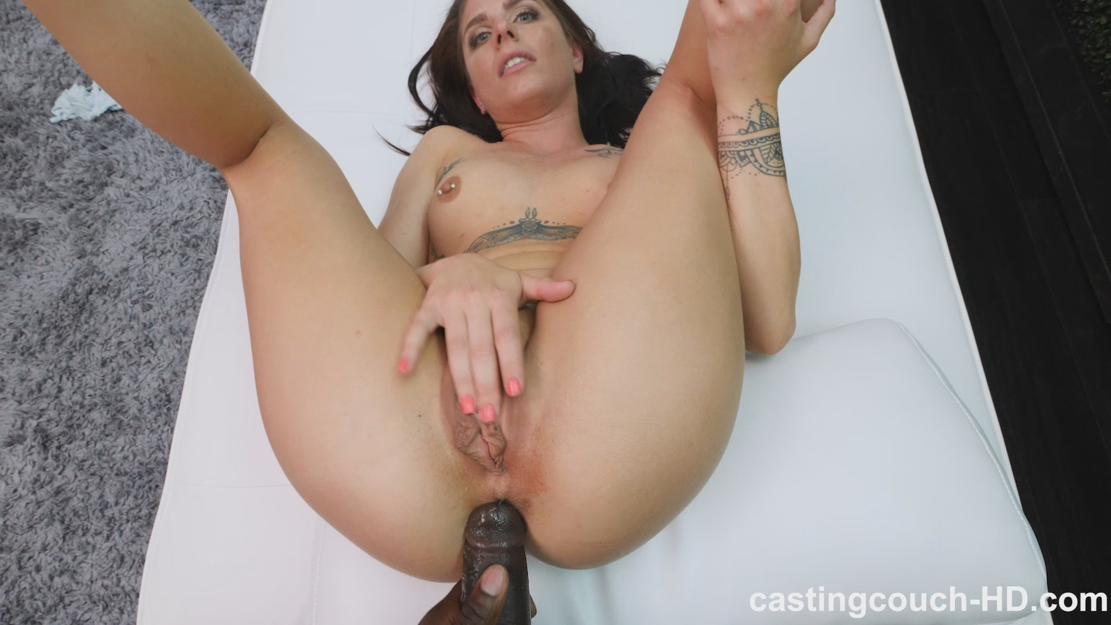Casting anal hd