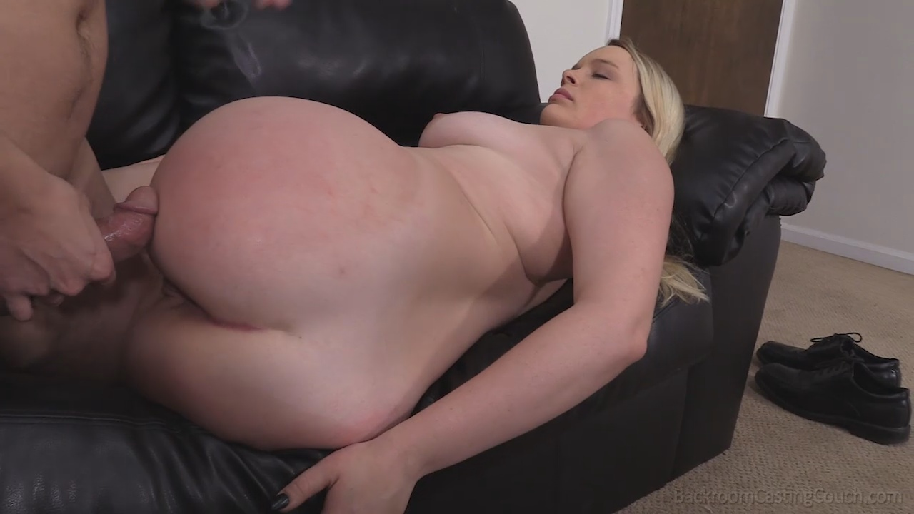 Annabelle On Backroom Casting Couch-4096